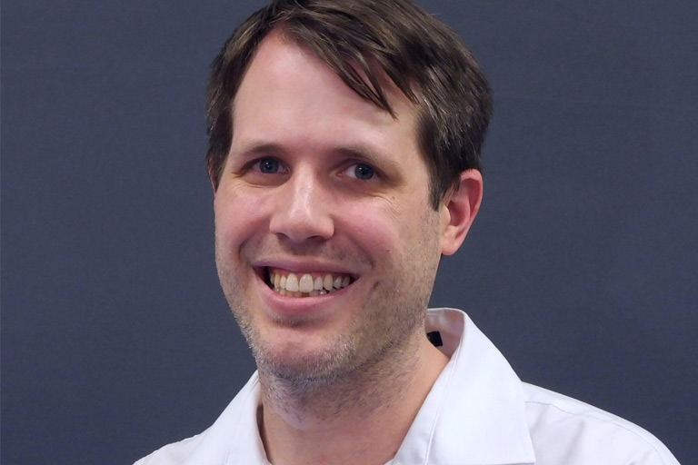 Headshot of researcher Jon Agley